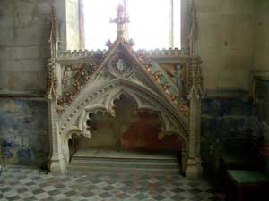 Tomb at St Mary, West Tofts